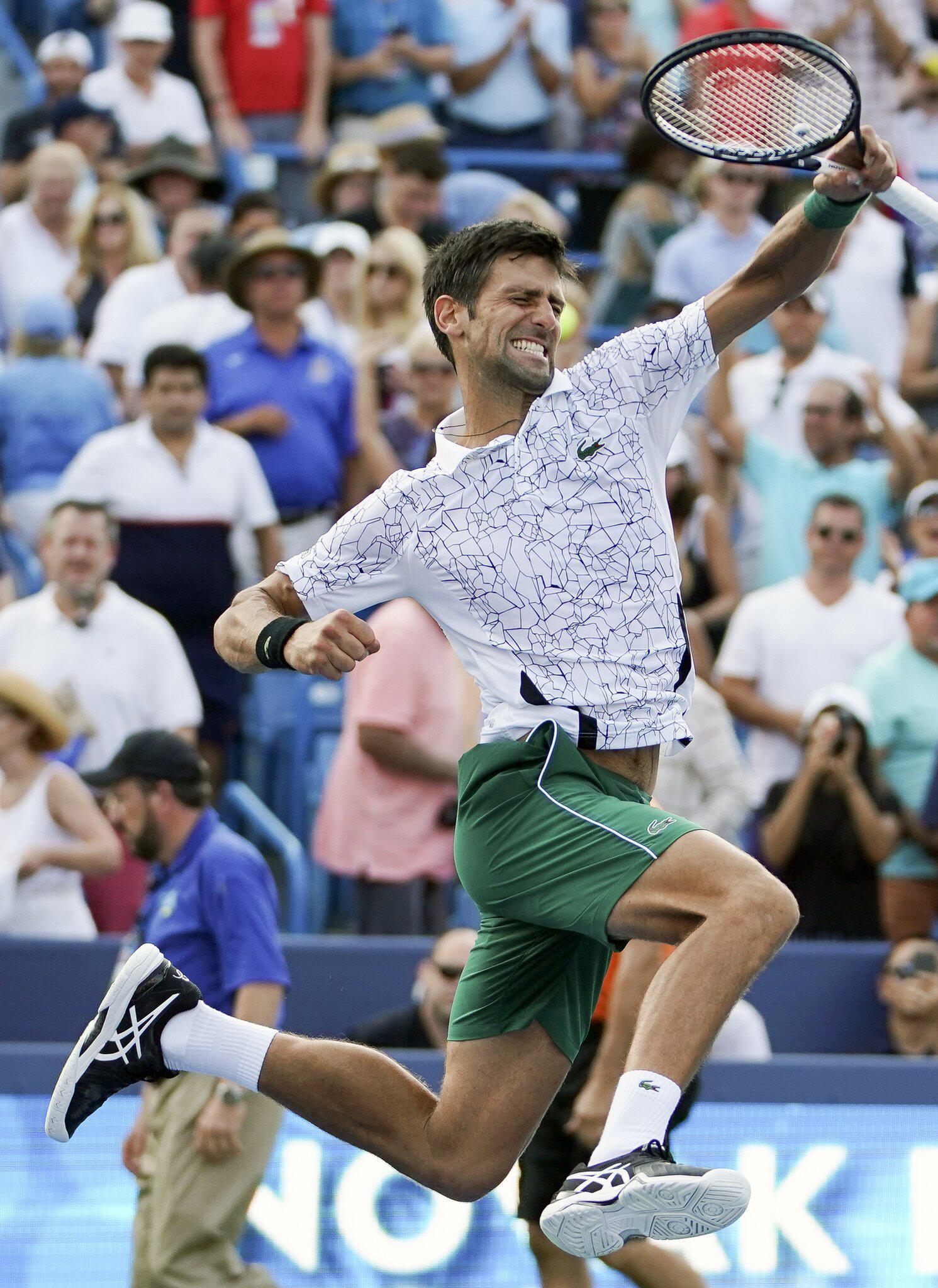 Bild zu Novak Djokovic