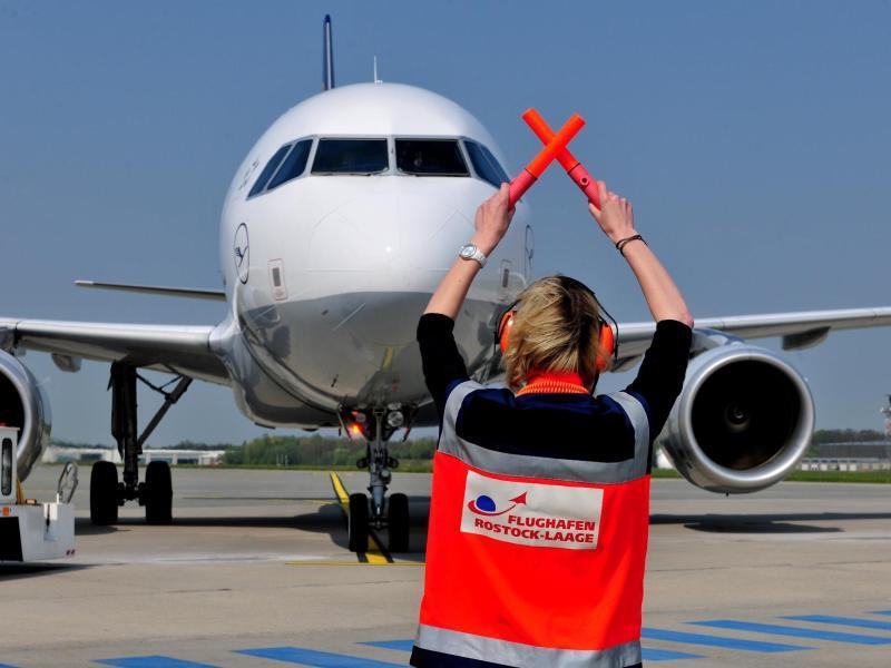 Bild zu Flughafen Rostock