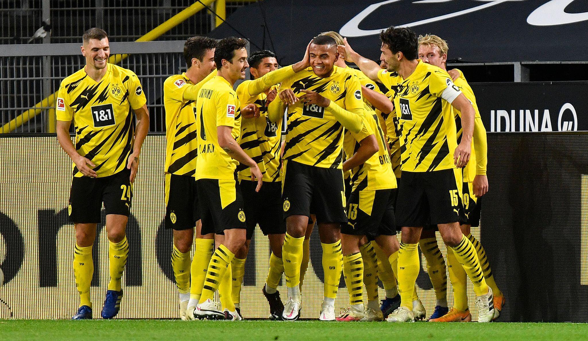 Bild zu Borussia Dortmund - Schalke 04