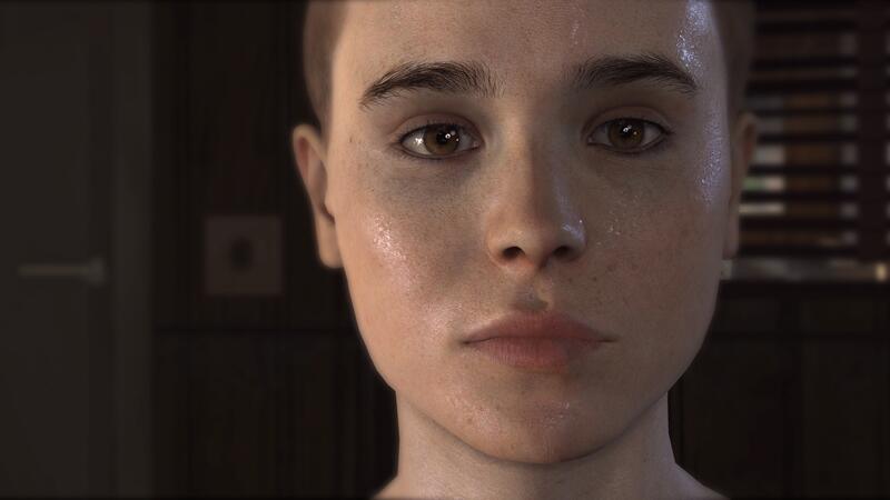 """Bild zu Ellen Page sieht computeranmiert """"Beyond: Two Souls"""" beeindruckend realistisch aus."""