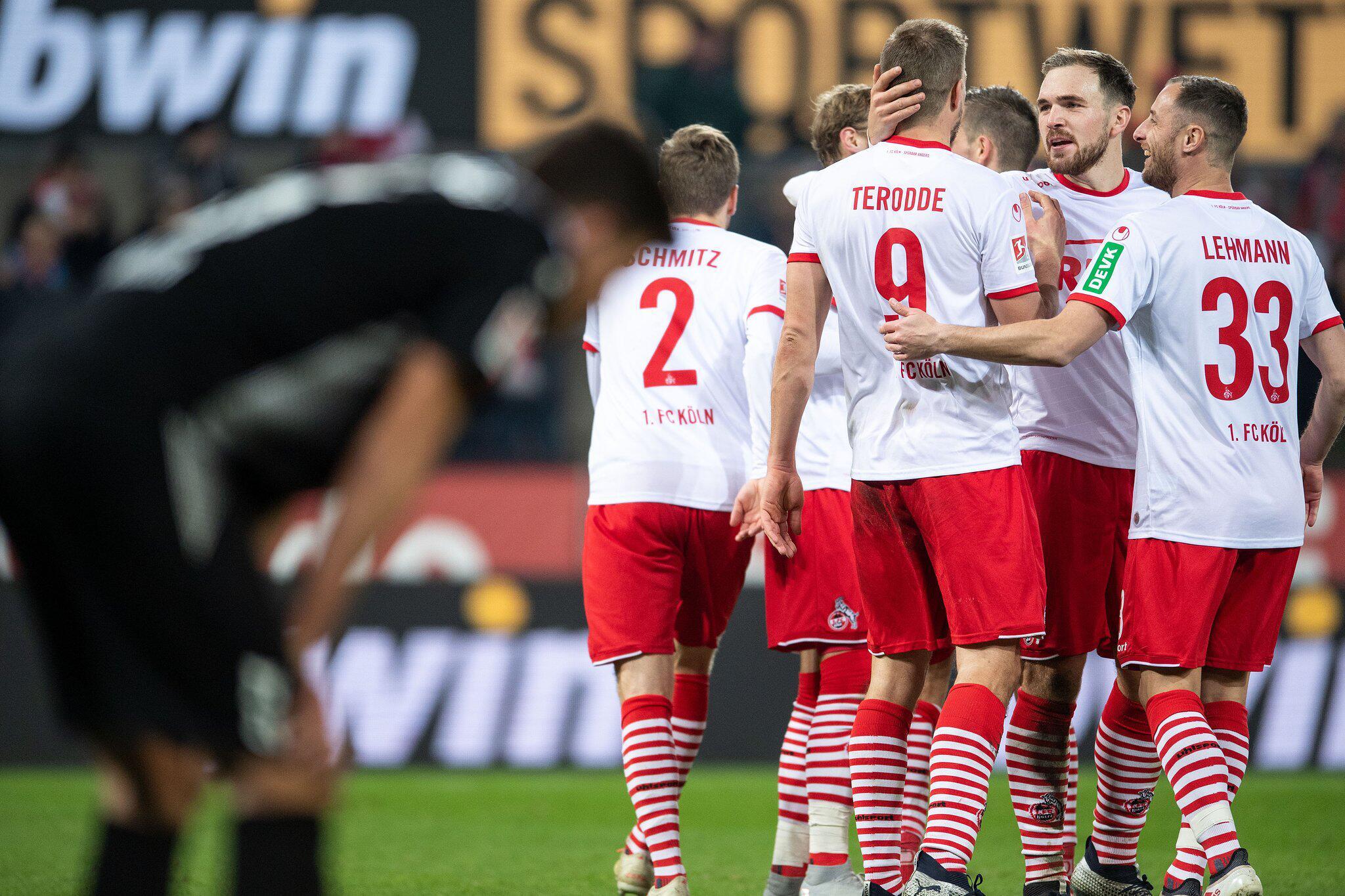 Bild zu 1. FC Köln - 1. FC Magdeburg