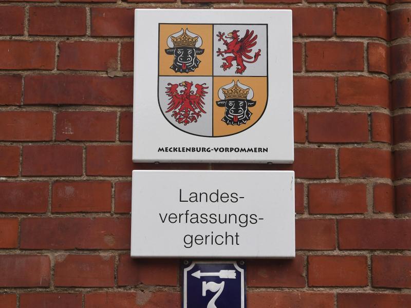Bild zu Landesverfassungsgericht in Greifswald