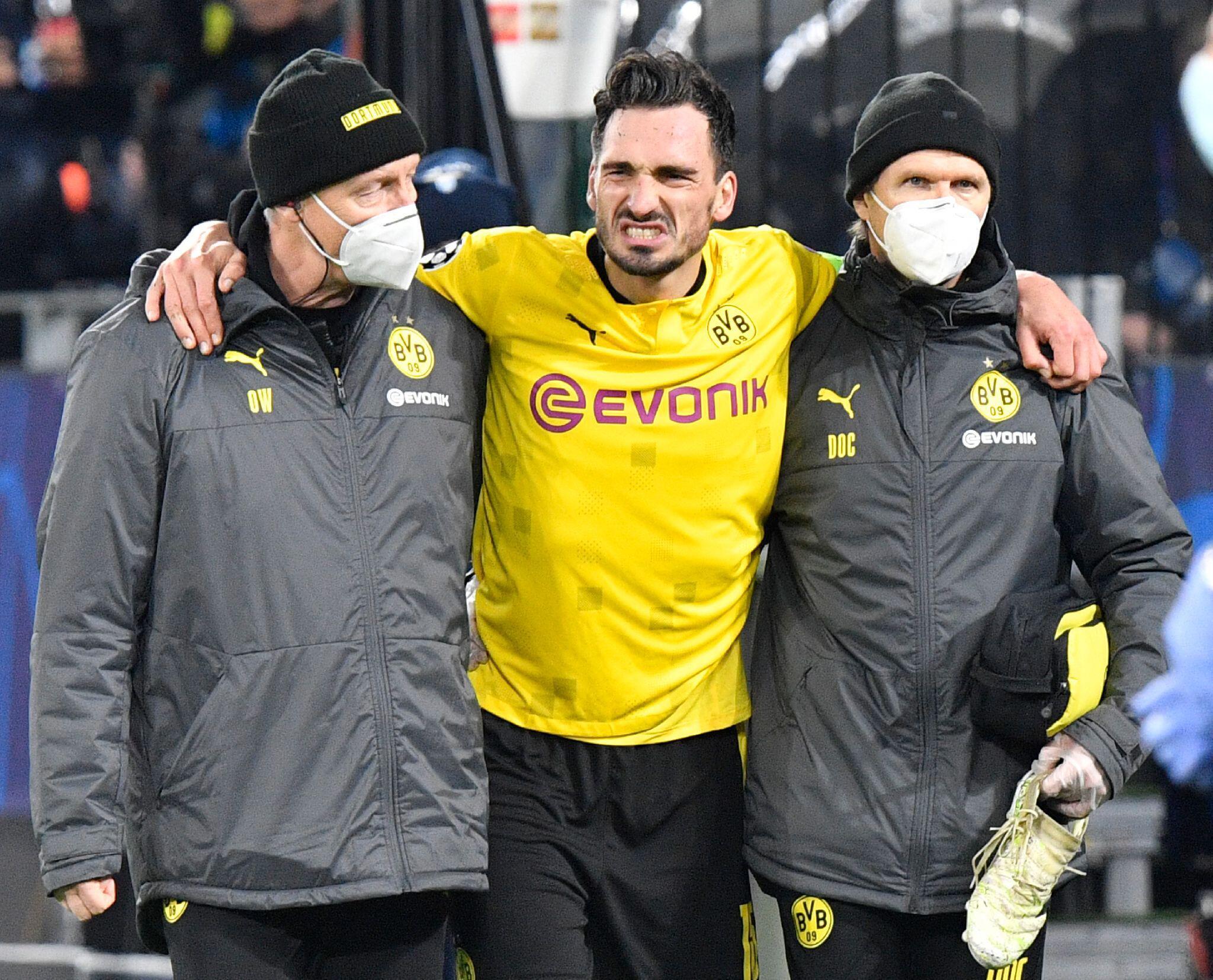 Bild zu Borussia Dortmund - Lazio Rom