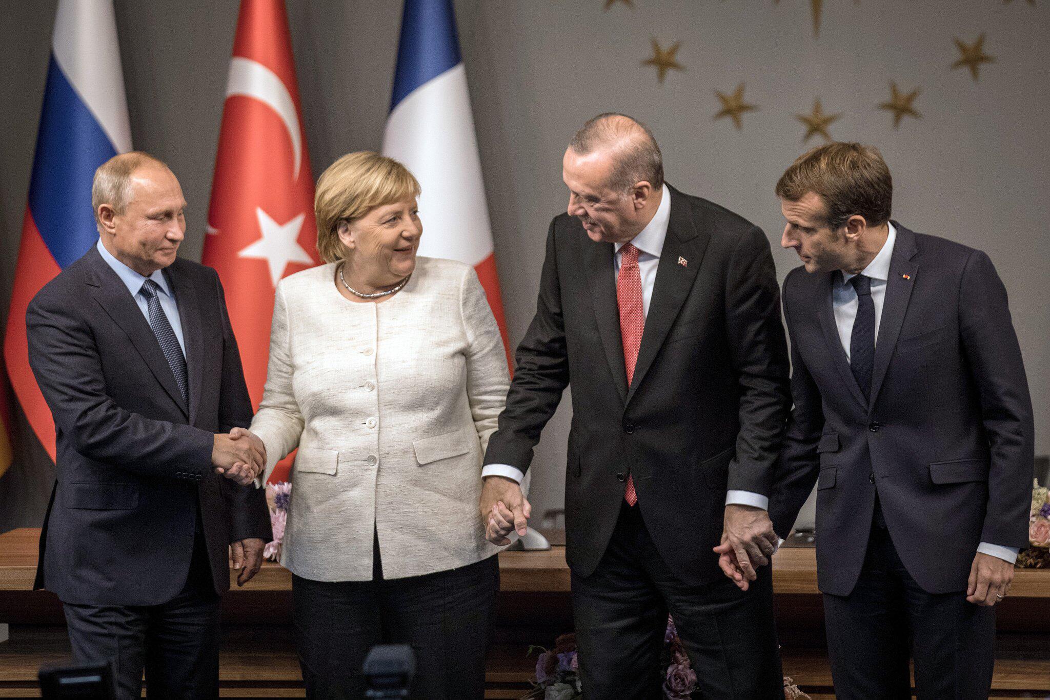 Bild zu Syrien-Gipfel