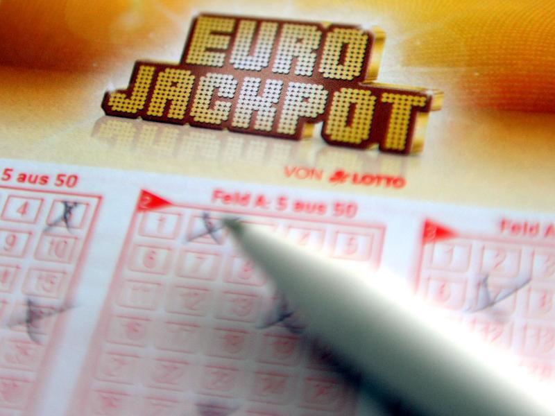 eurojackpot login