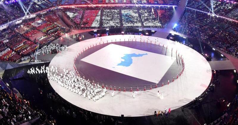 Eröffnungsfeier Olympia 2019