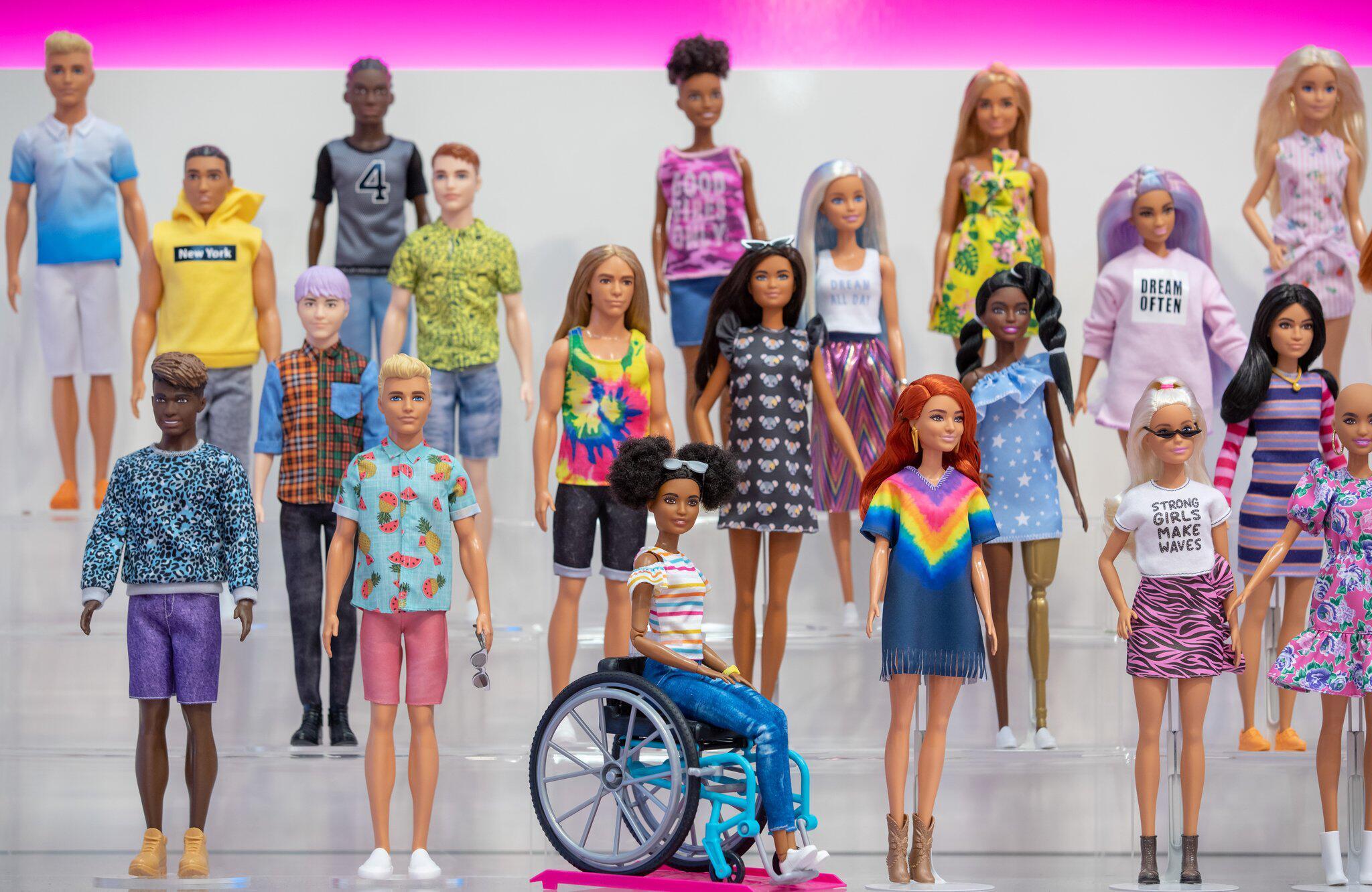 Bild zu Spielwarenmesse - Mattel