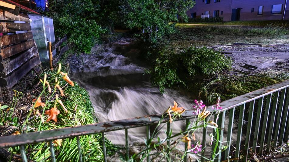 Wenn die Flut kommt: Das Haus besser vor Überschwemmung schützen