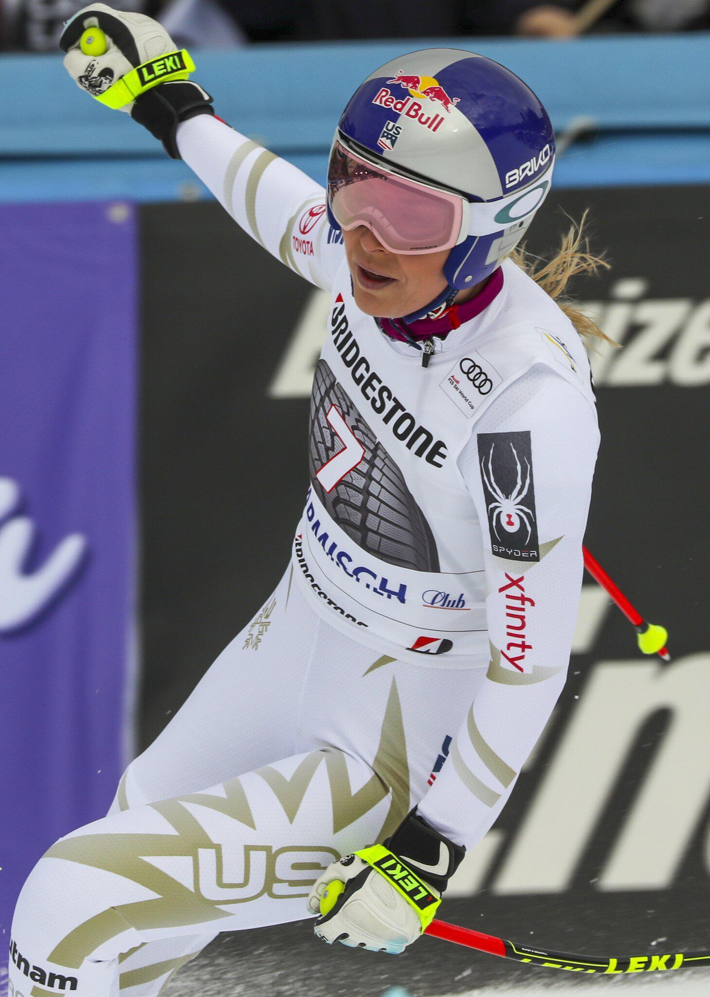 Bild zu Alpine Ski World Cup in Garmisch-Partenkirchen