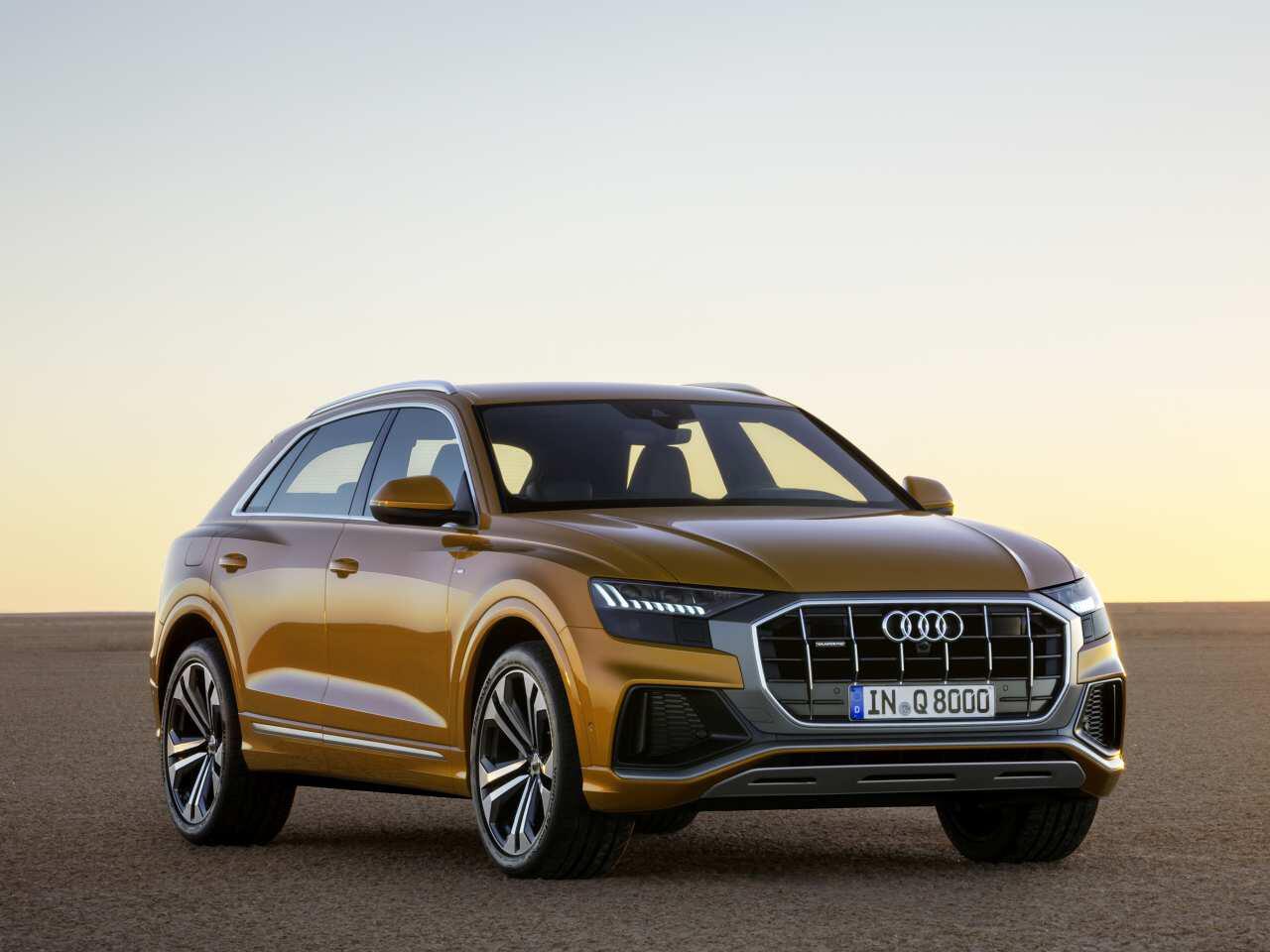 Bild zu Audi Q8