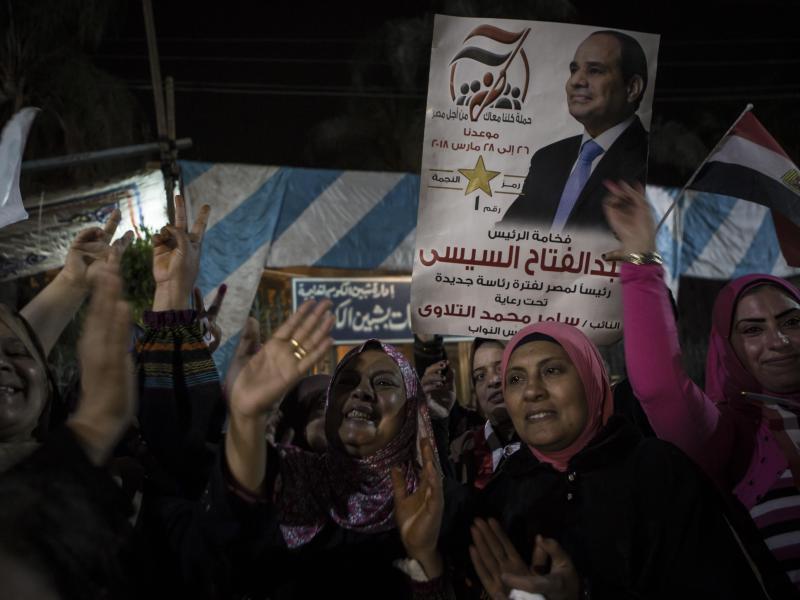 Bild zu Präsidentenwahl in Ägypten