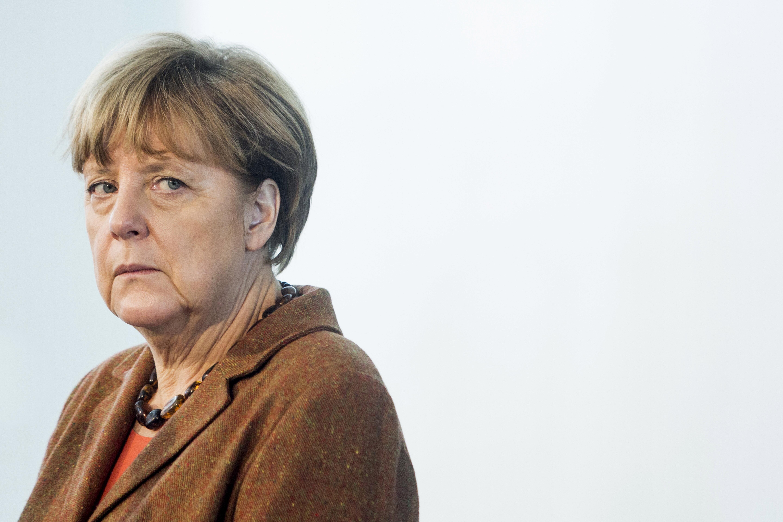 Bild zu Angela Merkel, Flüchtlingspolitik