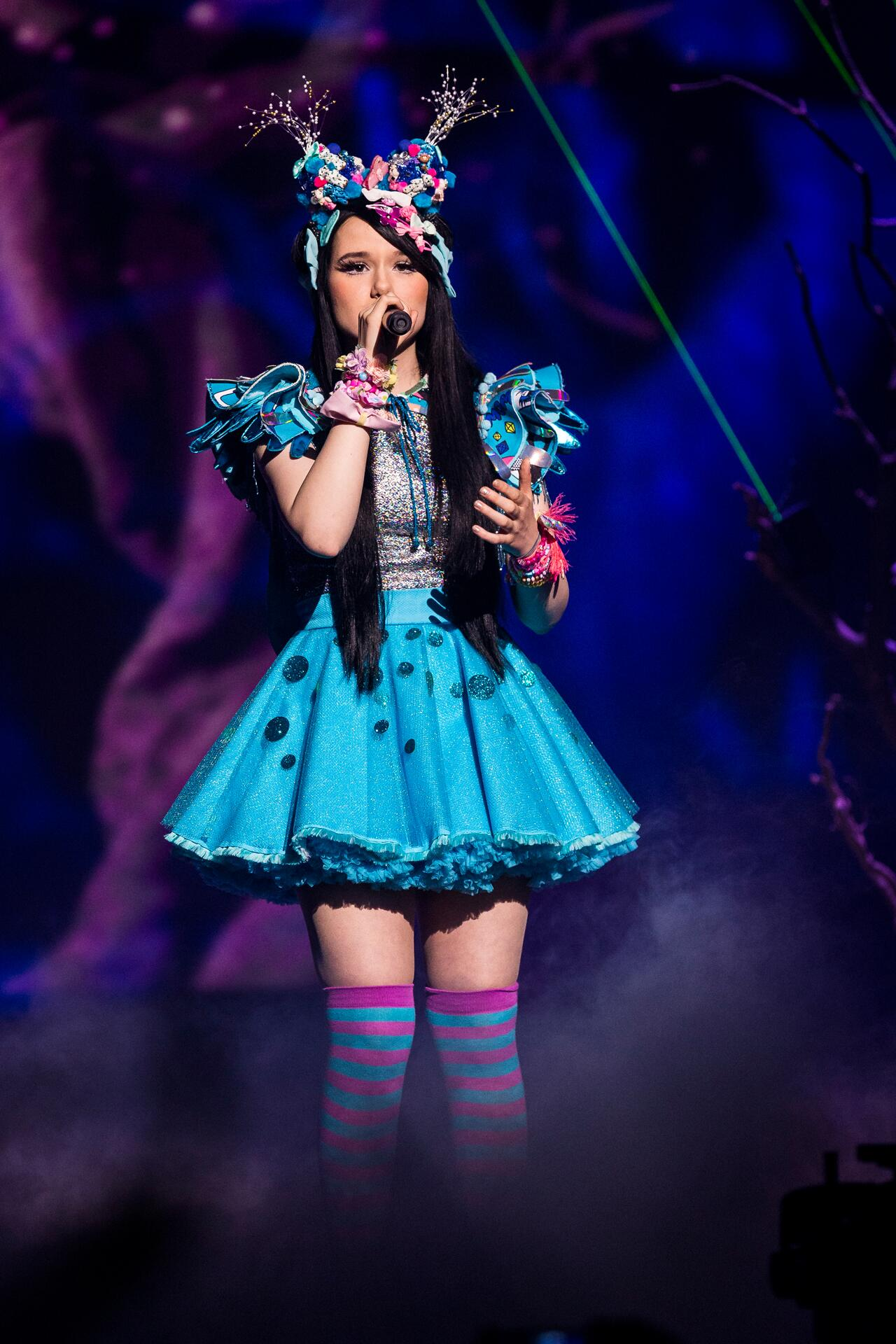 Bild zu Jamie-Lee Kriewitz, Eurovision Song Contest