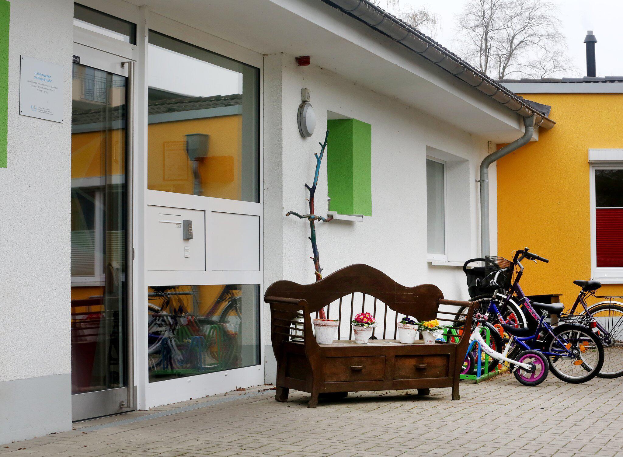 Bild zu Verunreinigtes Essen in einer Leverkusener Kindertagesstätte