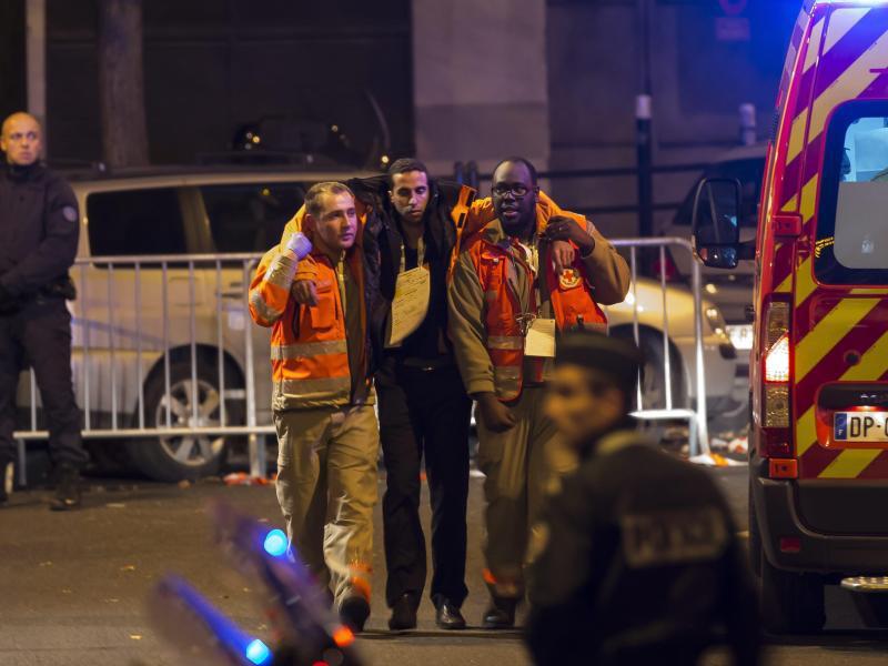 Bild zu Paris unter Schock