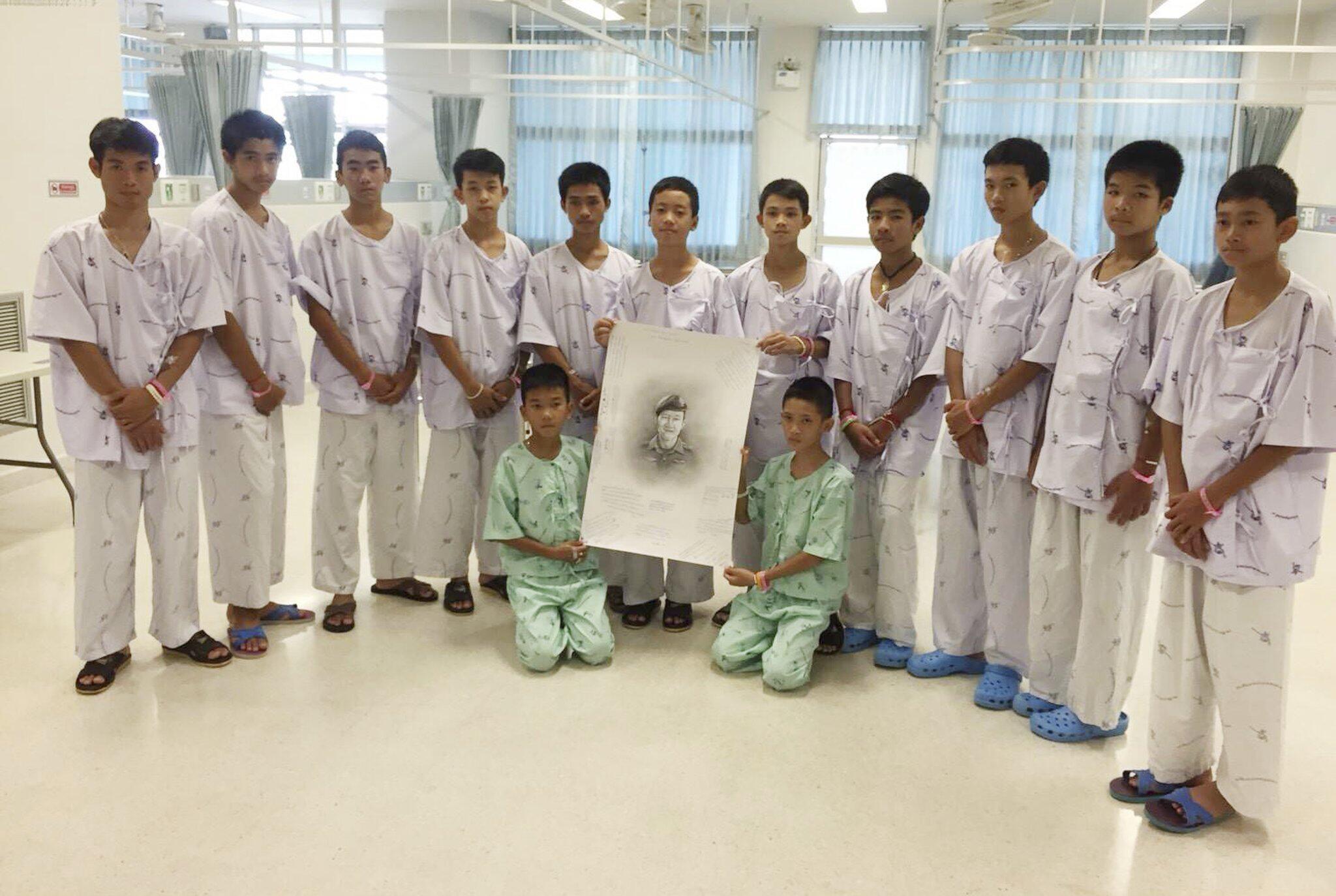 Bild zu Nach dem Höhlendrama in Thailand