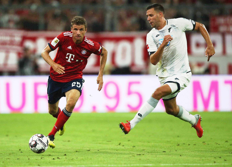 Bild zu Fussball, Bundesliga, FCB, Bayern, München, Müller