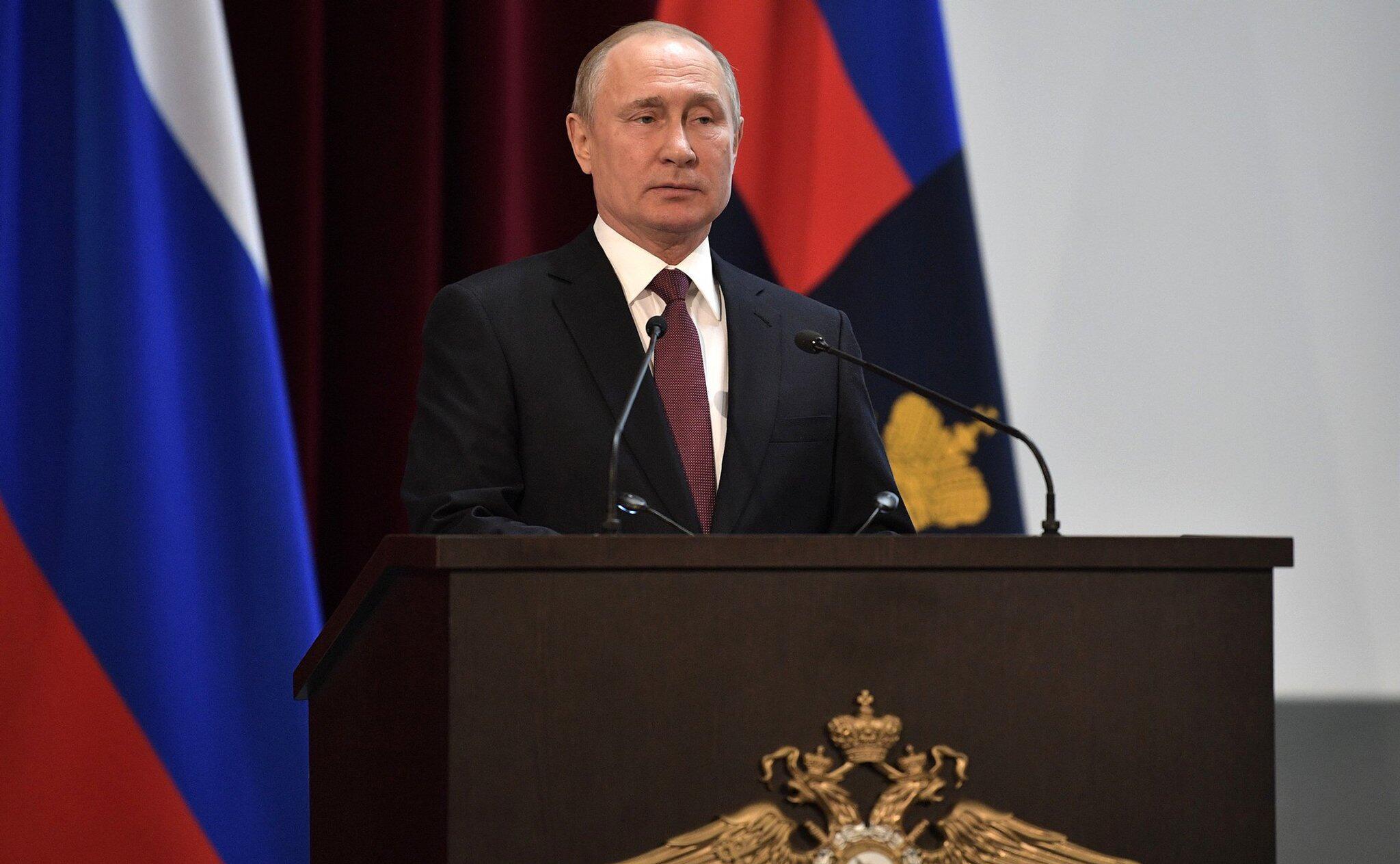 Bild zu Russland - Putin