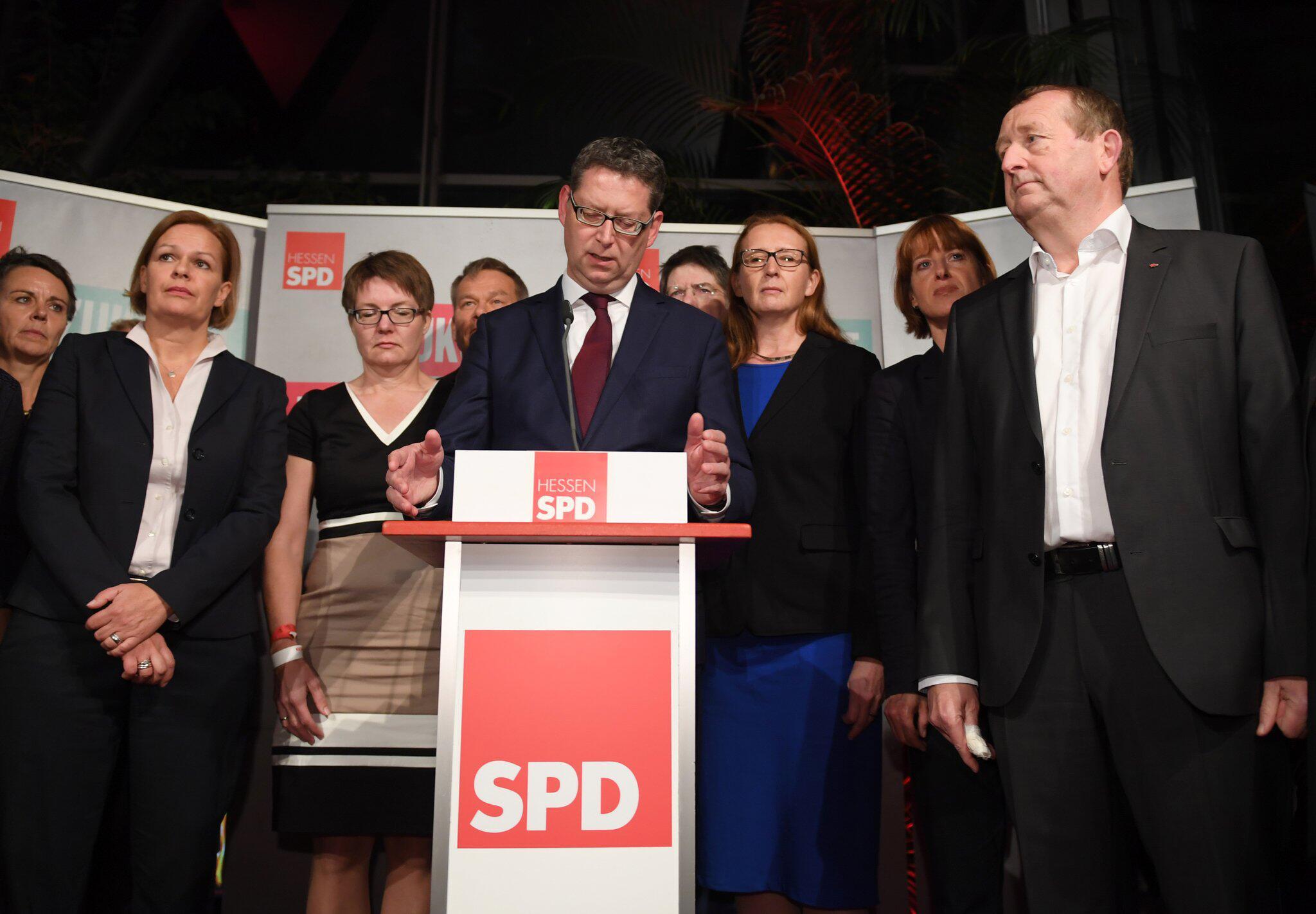Bild zu Landtagswahl Hessen - SPD