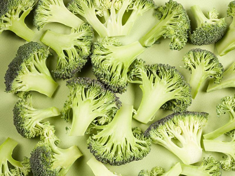 Bild zu Brokkoliröschen