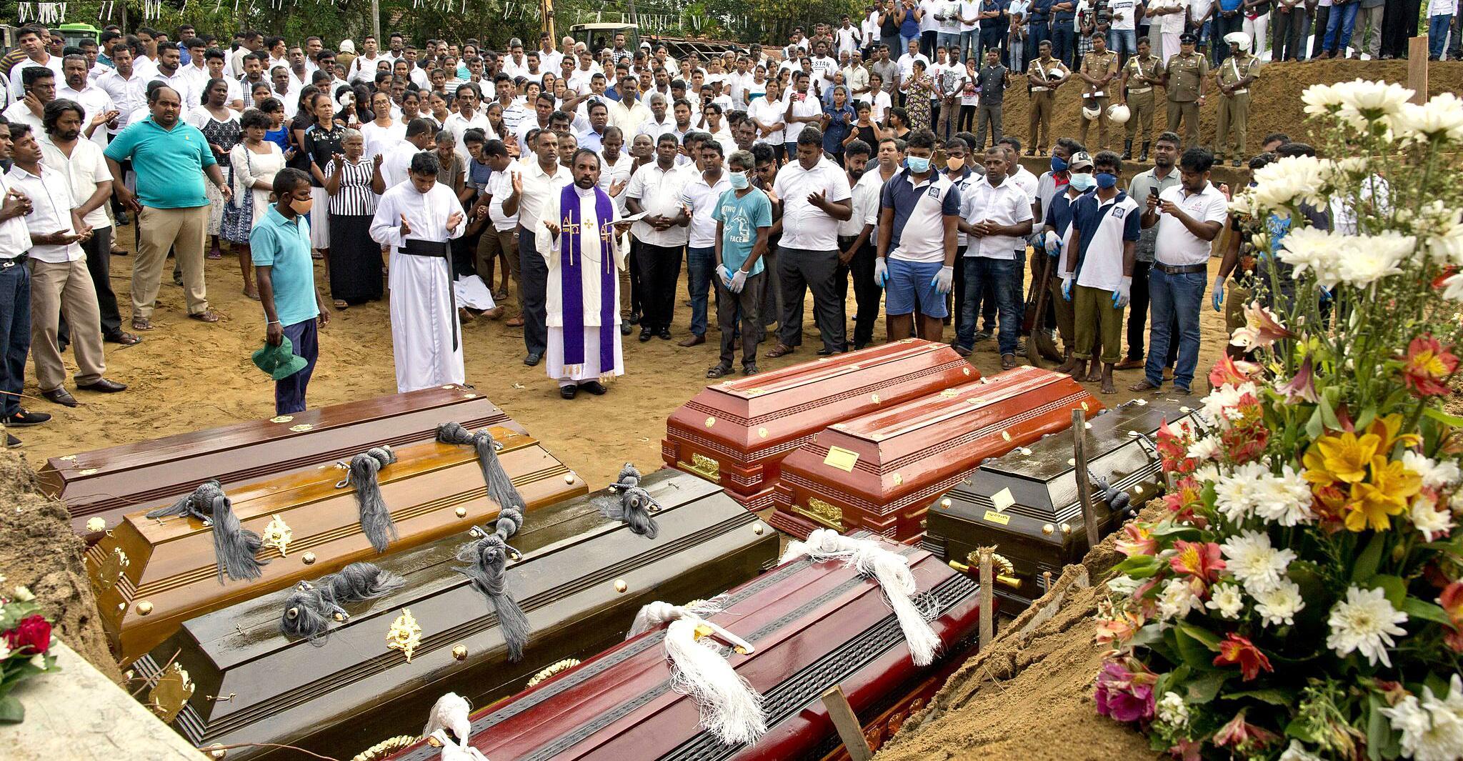 Bild zu Nach den Anschlägen in Sri Lanka