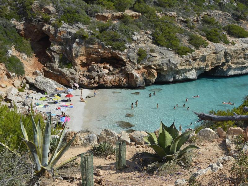 Bild zu Beliebtes Reiseziel Spanien