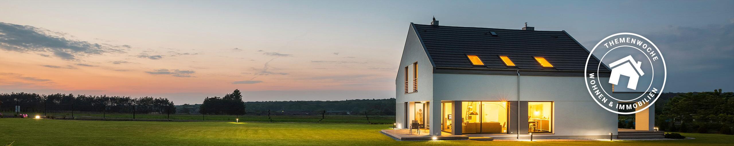Bild zu Wohnen und Immobilien - Symbolbild