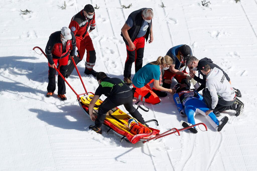 Ski nordisch/Skispringen: Weltcup in Slowenien