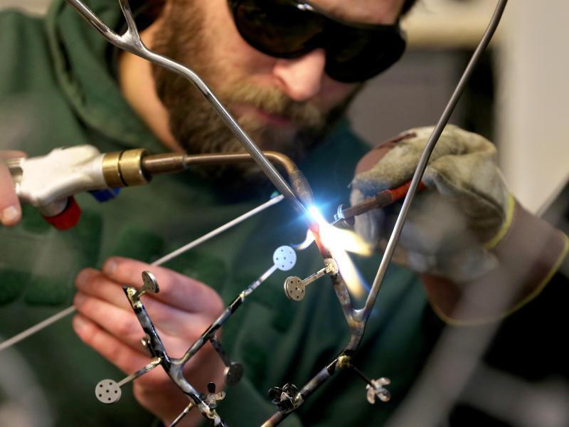 Bild zu Metallverarbeitung