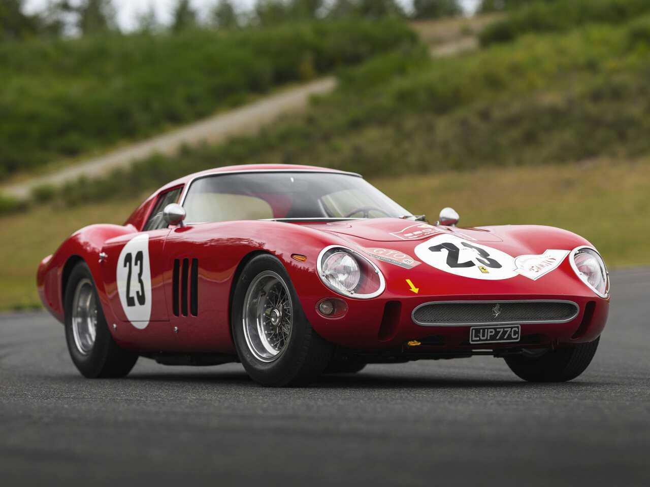 Bild zu Ferrari 250 GTO