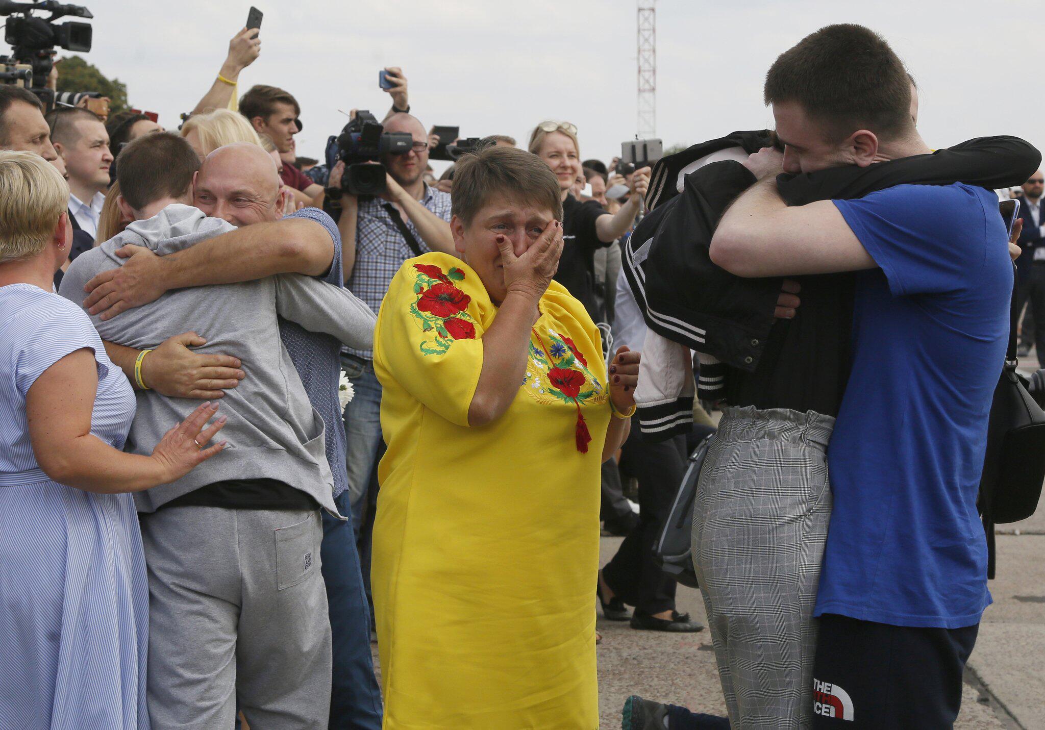 Bild zu Russland und Ukraine beginnen grossen Gefangenenaustausch