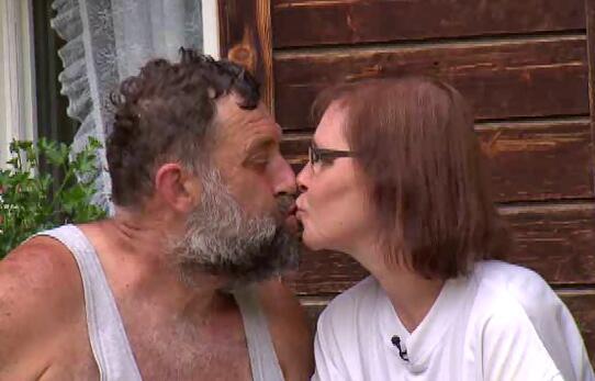 Bild zu Hansueli und Maria im Liebesglück