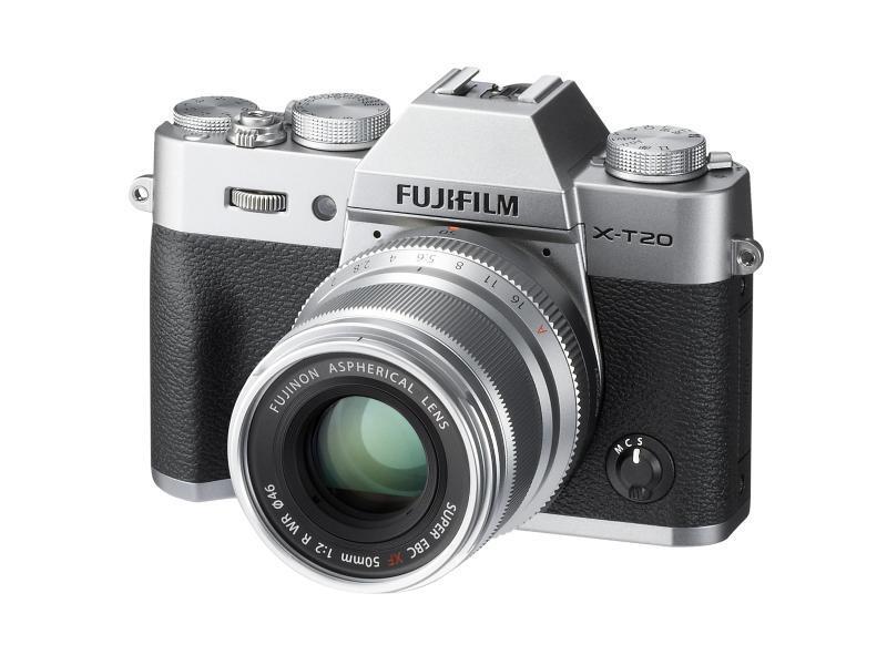 Bild zu Fujifilm-Kamera X-T20