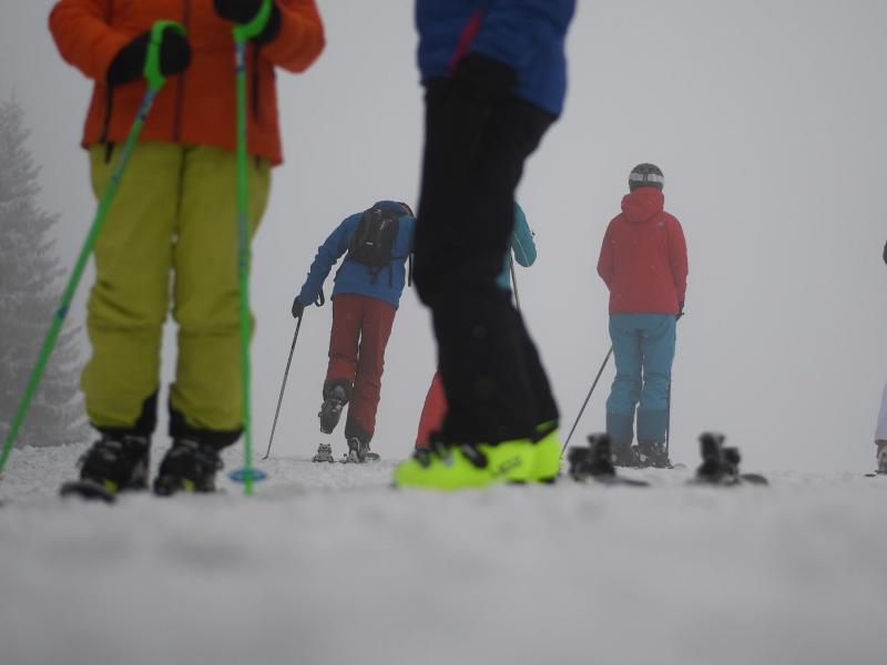 Bild zu Skifahren in Garmisch-Partenkirchen