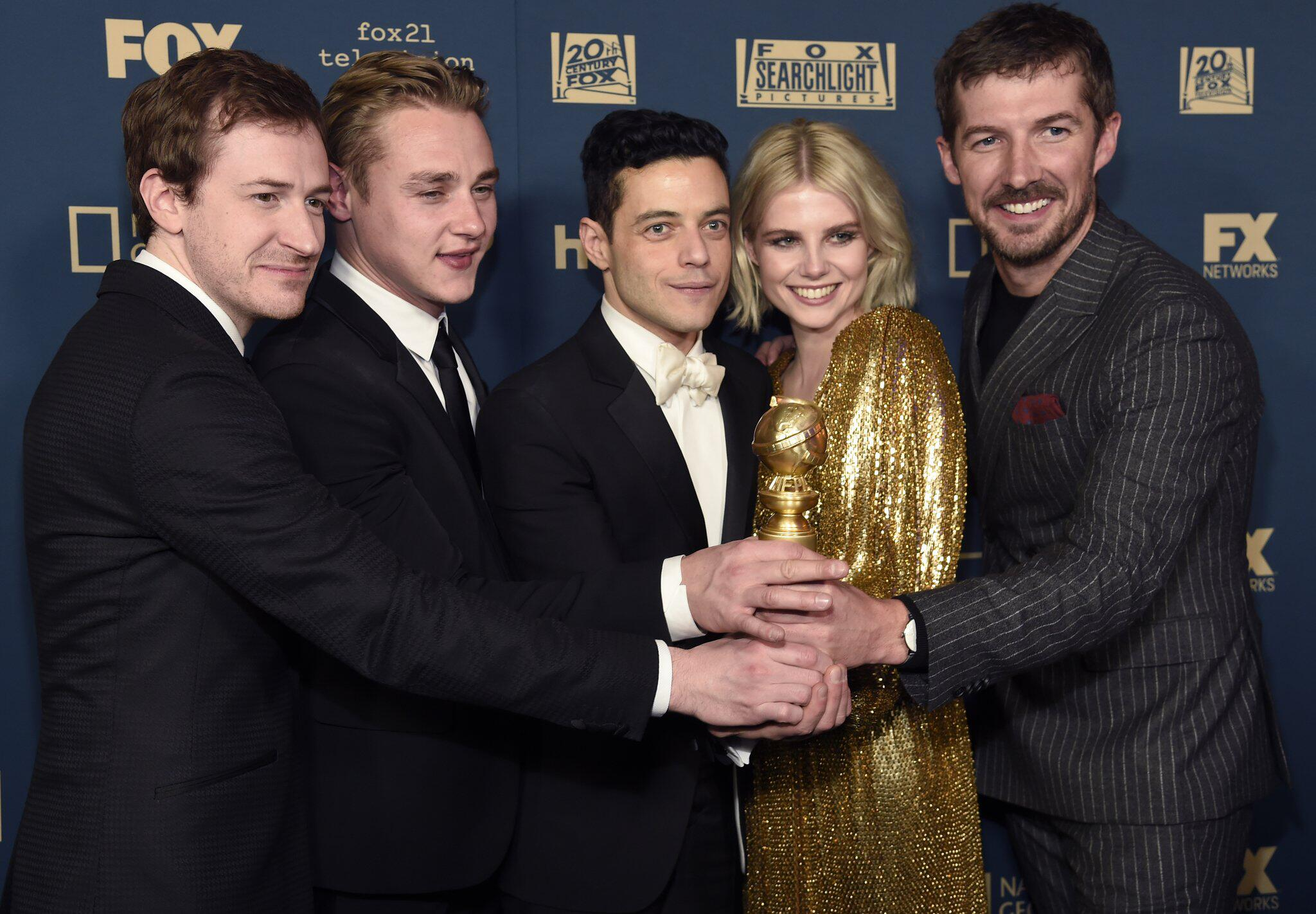 Bild zu 76. Golden Globes