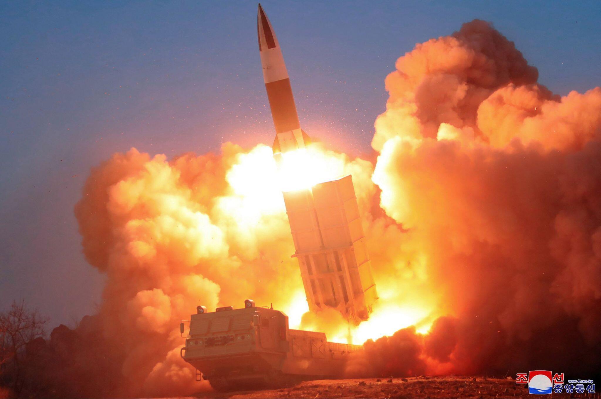 Bild zu Konflikt Nordkorea-Südkorea