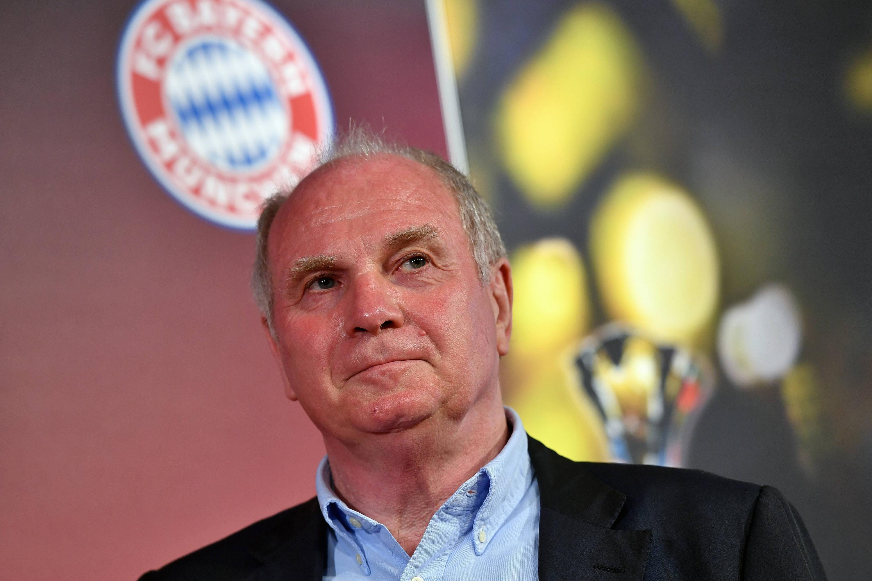 Bild zu Uli Hoeness, FC Bayern