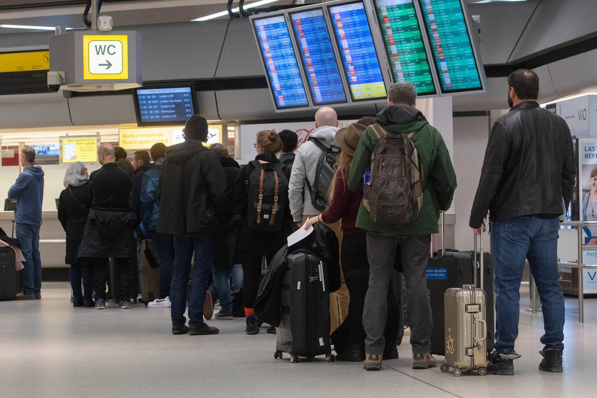 Bild zu Warning strike at Tegel airport