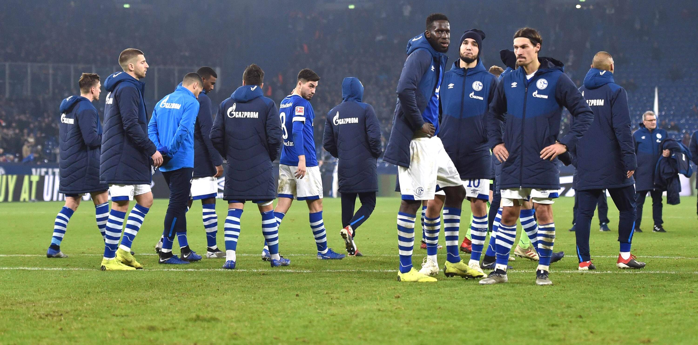 Bild zu Schalke, Bundesliga, Fussball