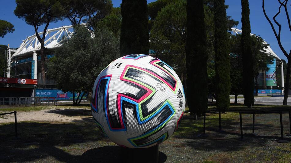 Die EM beginnt am 11. Juni 2021 mit dem Spiel in Rom.