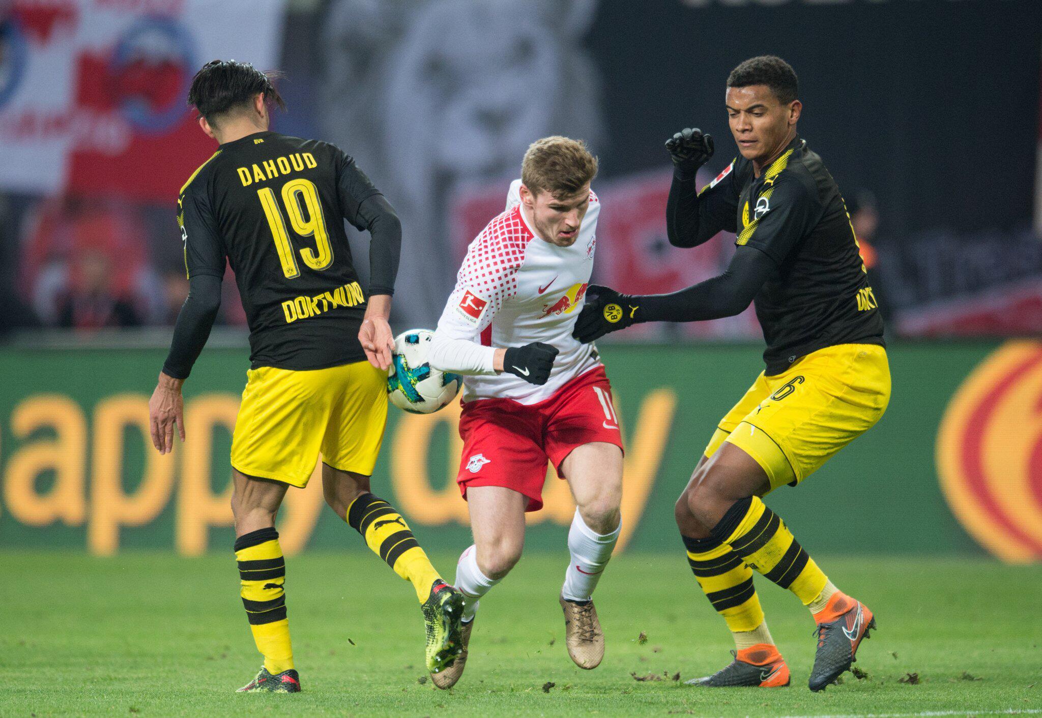 Bild zu RB Leipzig - Borussia Dortmund