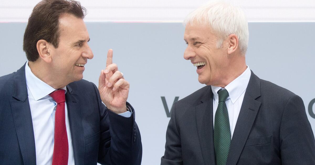 Marke VW verdient Milliarden – Vorstände kassieren mehr ...