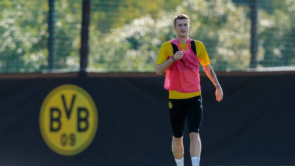 BVB, Dortmund, Marco, Reus, Bundesliga, Trainingslager, Marbella