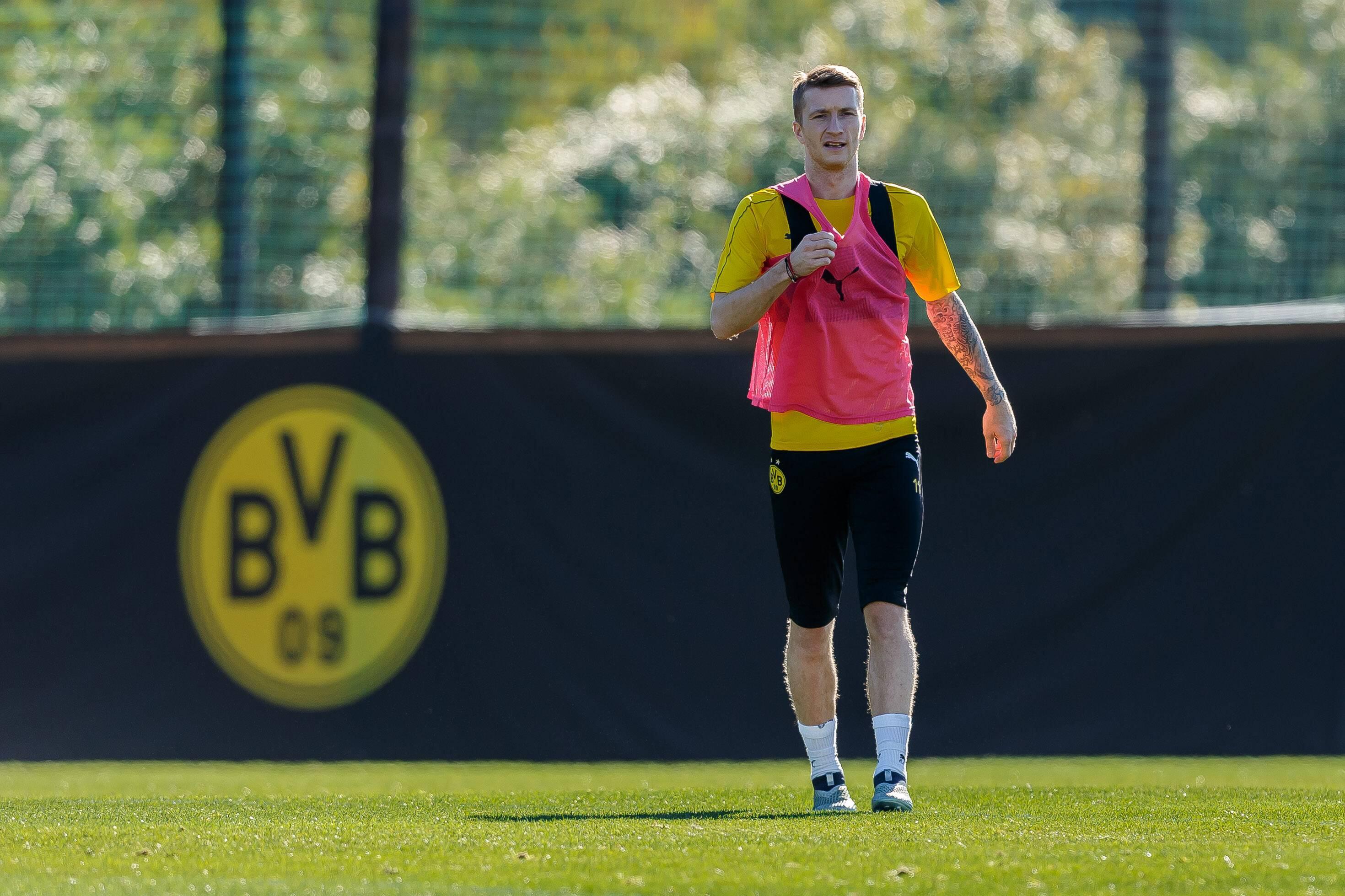 Bild zu BVB, Dortmund, Marco, Reus, Bundesliga, Trainingslager, Marbella