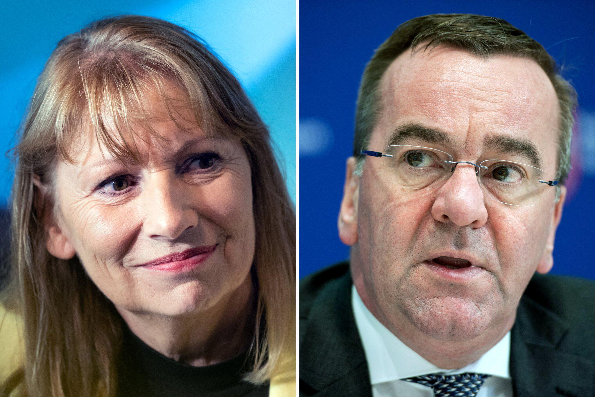Bild zu Parteikreise: Pistorius und Köpping kandidieren für SPD-Vorsitz