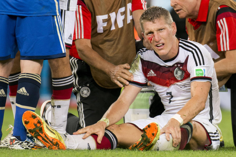 Bild zu Bastian Schweinsteiger, WM 2014