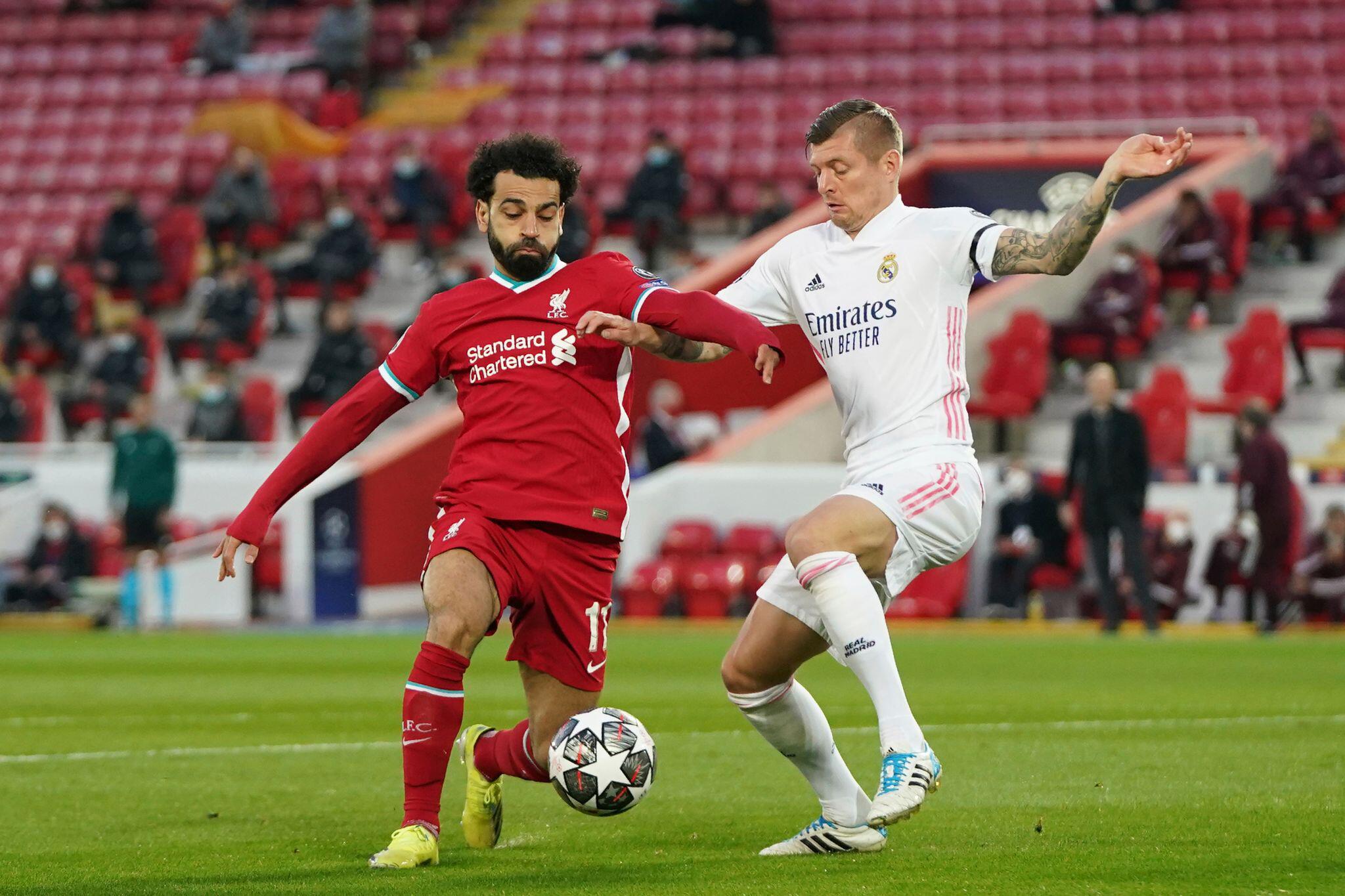 Bild zu FC Liverpool - Real Madrid