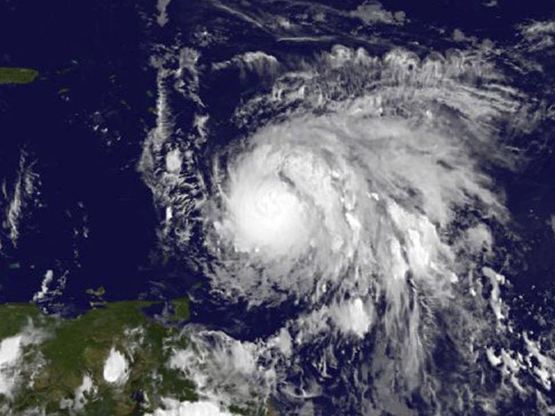 Bild zu Hurrikan «Maria»