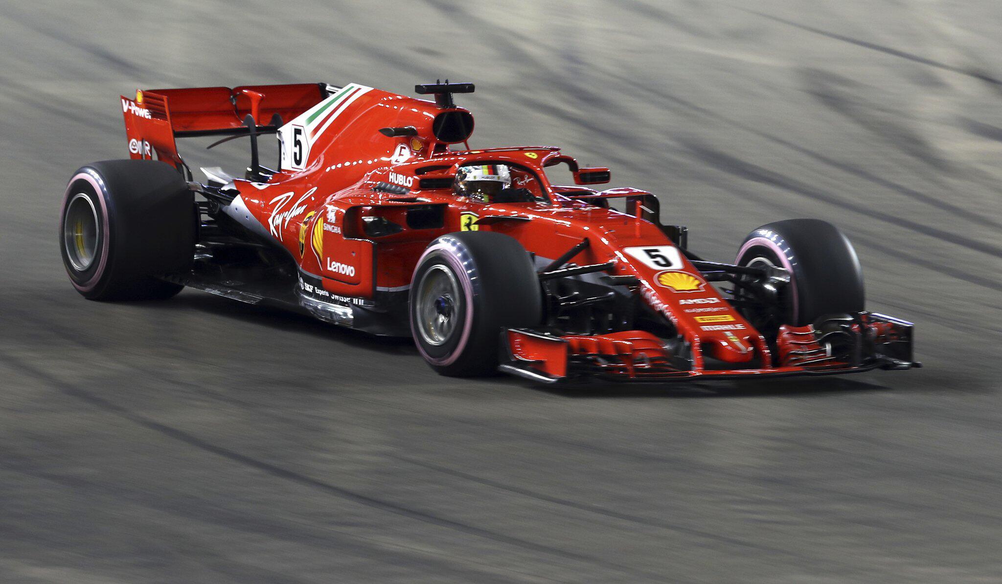 Bild zu Formel 1 - Grosser Preis von Singapur