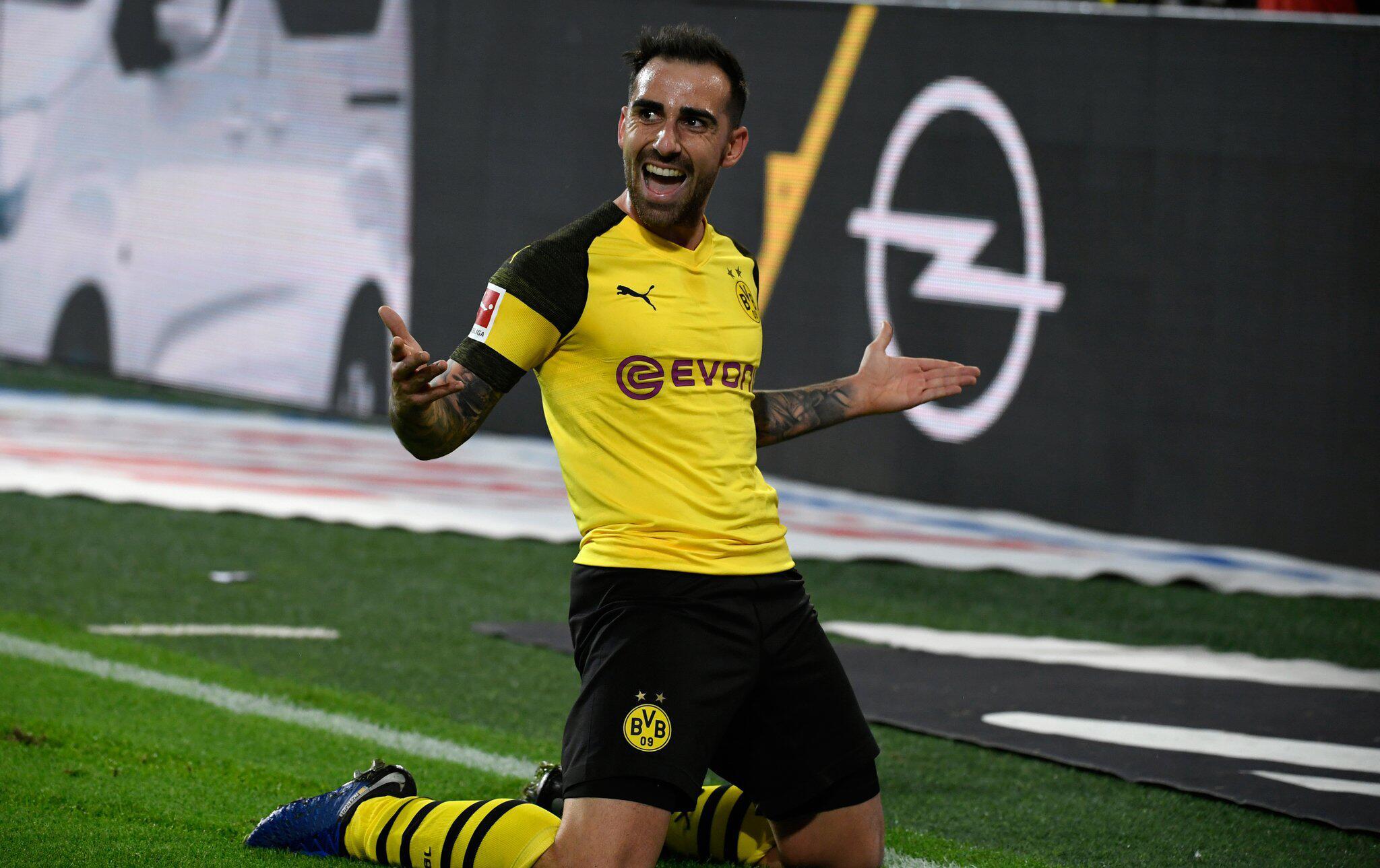 Bild zu Borussia Dortmund - Bayern München